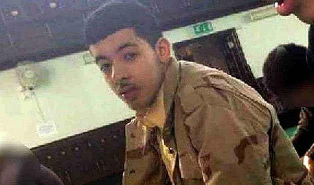 Dropouts Student Turned as Suicide Bomber in Manchester
