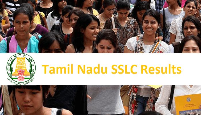 Tamil Nadu Board 10th (SSLC) Results Declared | Detailed Data