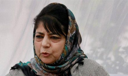 J-K's Firebrand CM Mehbooba Mufti's Image Is Taking A Beating Over The Current Crisis