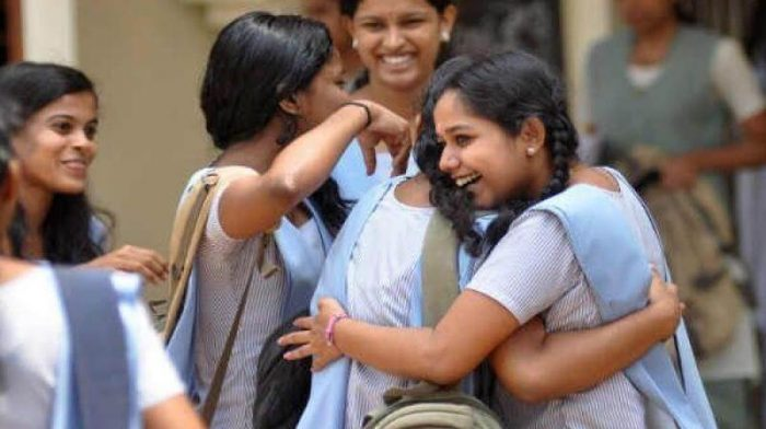 Girls Exceeded Boys in Plus Two Results