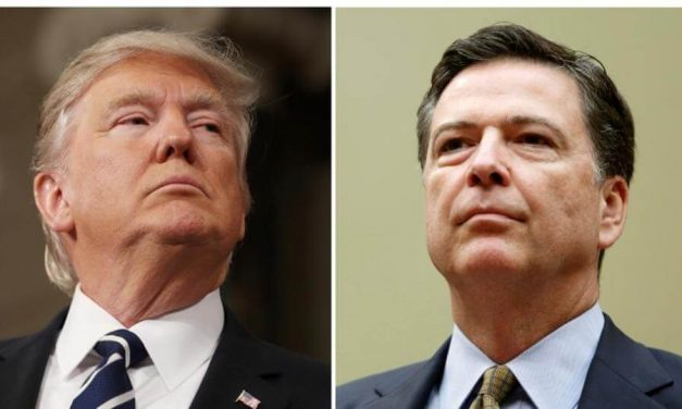 Sacking The FBI Chief To Prove Publicly in Congress