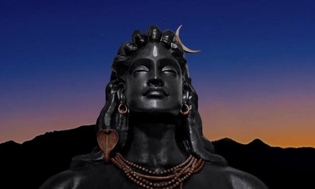 Adiyogi in Guinness Book   Registered as Largest Bust in the World