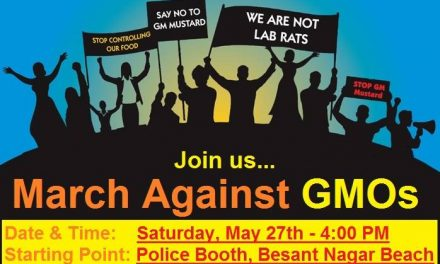March Against GMOs – May 27, 2017