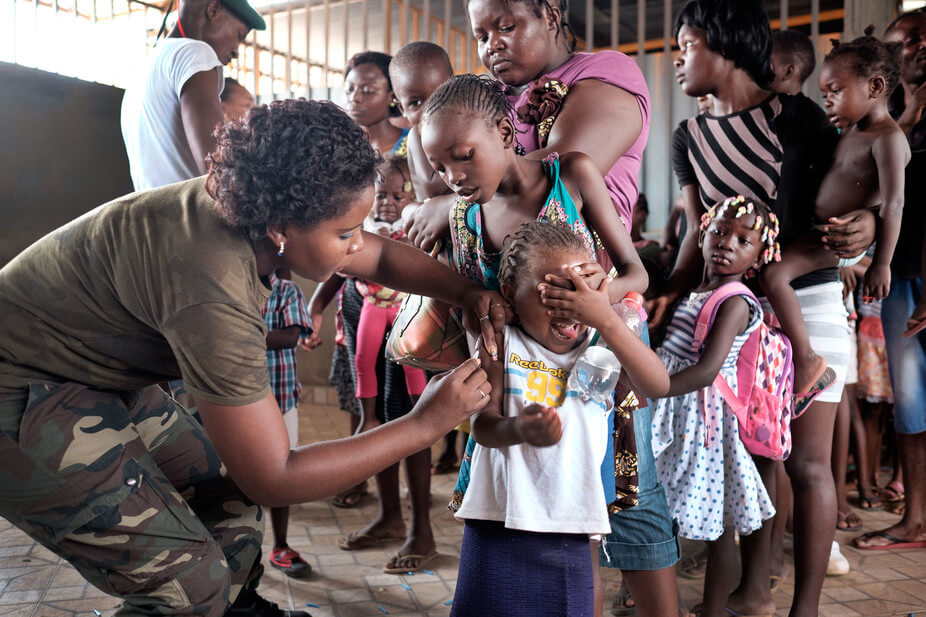 2017 Yellow Fever Kills 259 in Brazil