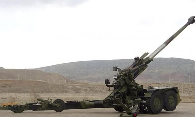 From US Two M777 Ultra-Light Howitzers Arrived in India for Trials
