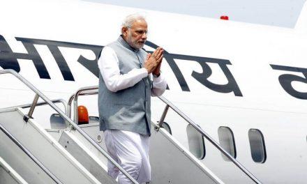 Prime Minister Narendra Modi Visits Kedarnath Temple