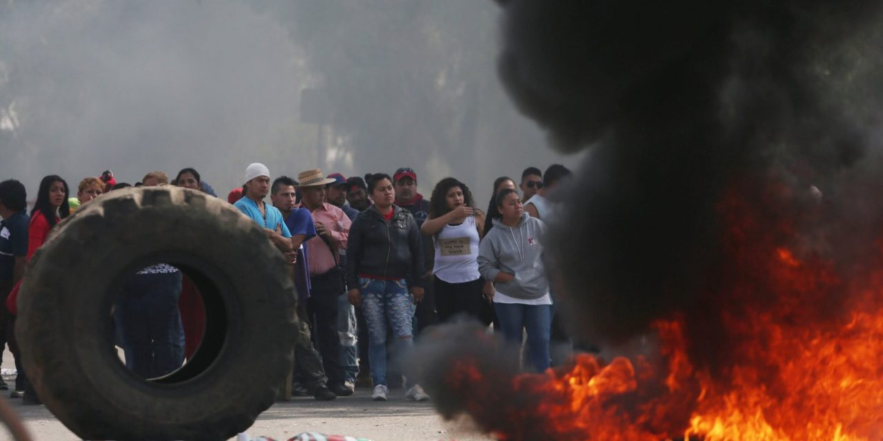 Mexican Troops got Clash with the Fuel thieves | 10 dead