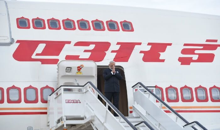 Modi Visits Spain