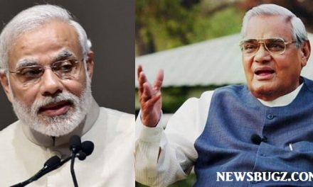 On Pokhran Nuclear Test Anniversary PM Modi Greets Vajpayee