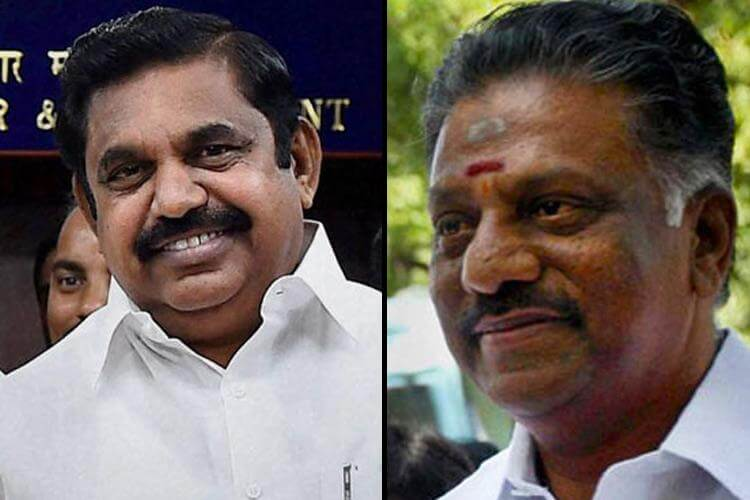 Merger Talks Between AIADMK Factions On The Verge Of Collapse Over Demand To Oust Sasikala & Dinakaran