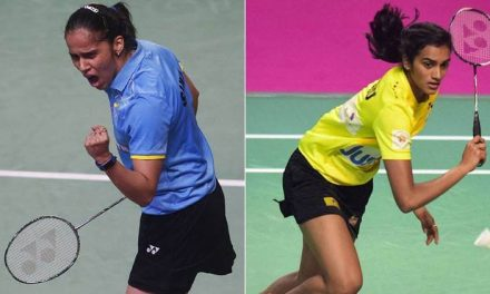 Sindhu Paused Thailand Open, Saina in all Three