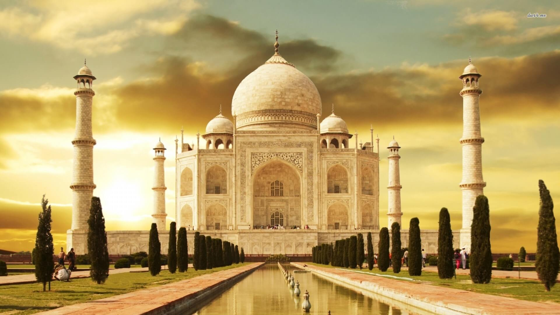 Facts of Taj Mahal