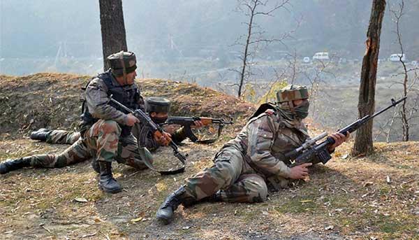 On Thursday Pak troop Killed women