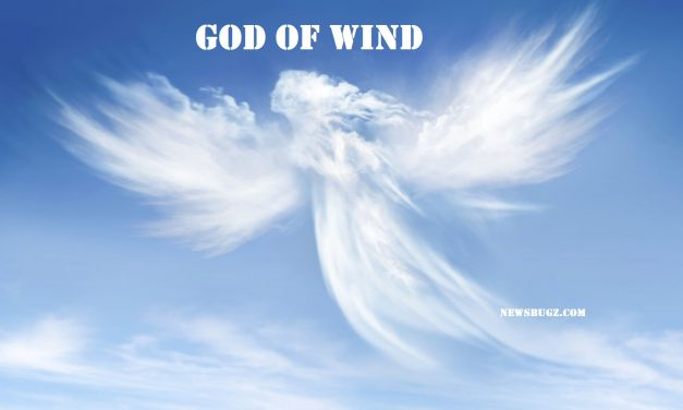 God of Wind   Existence And History Around The World