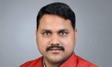 BJP Muslim Leader Shot Thrice In Up