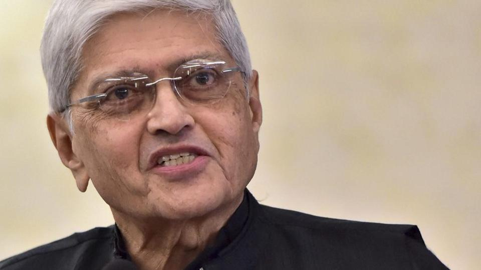 Gopalkrishna Gandhi Could Be The Opposition Candidate