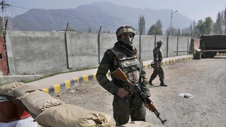 Army Foils Infiltration Bid in Kashmir's Uri