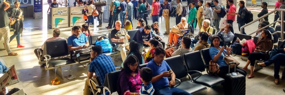 Indians Are Not Required To Fill Departure Cards When Flying Abroad