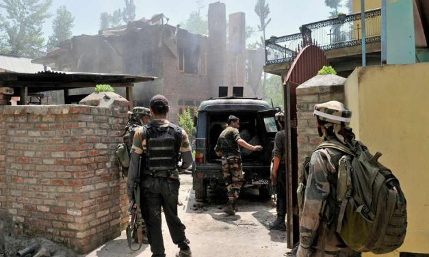 In Kashmir's Sopore: Two Militants Killed In Encounter