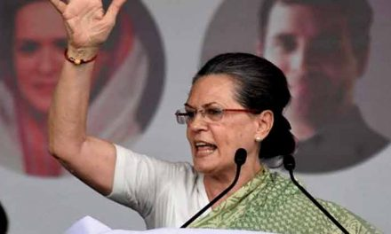 Sonia Attacks PM Narendra Modi Government