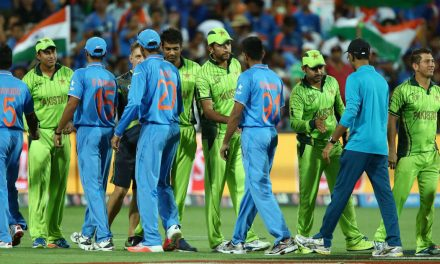 India vs Pakistan Champions Trophy 2017: Pakistan Finally Holds the Cup After 8 Years