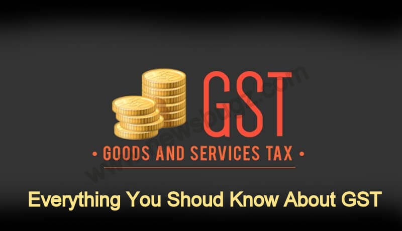 What is GST ? All You Need to Know about GST Law