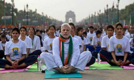 International Yoga Day Lures More Enthusiasts this Year