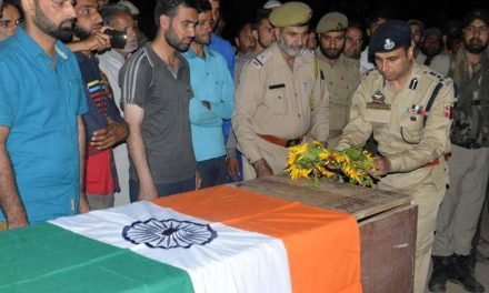 6 Policemen Killed In Terror Attack In Jammu And Kashmir's Anantnag