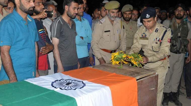 Terror Attack in Jammu and Kashmir