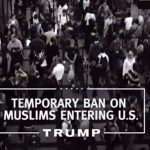 Donald Trump's Ban on People from Six Muslim Countries Takes Effect