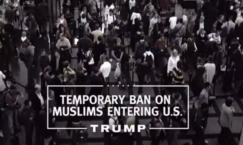 Trump's Ban on People from Six Muslim Countries