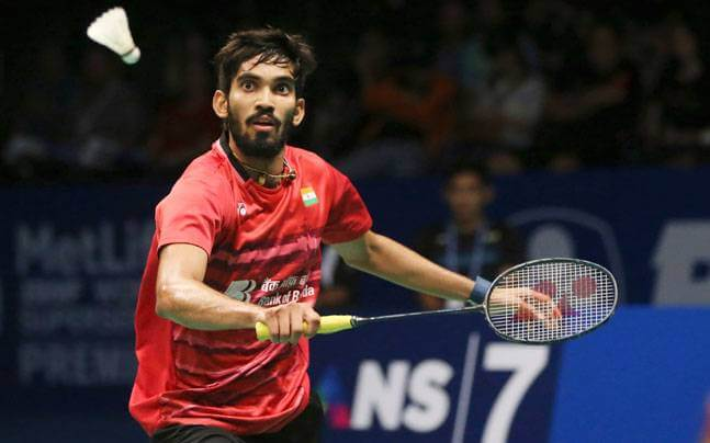 Indian shuttler Kidambi Srikanth Stuns dished out a brave performance to World No.1 Korean Son Wan Ho
