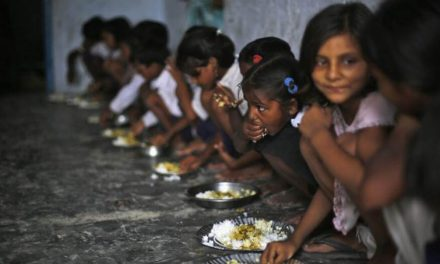 Without Aadhaar No Midday Meals For Students in UP