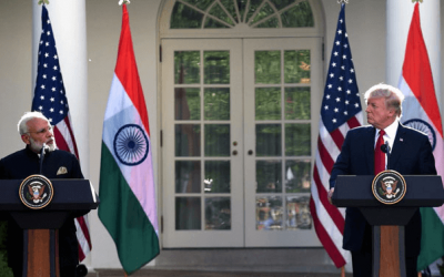 India, U.S. Decided to Destroy Terrorist Organisations | Mr. Modi will be the First World Leader to be Hosted at the White House by Mr. Trump