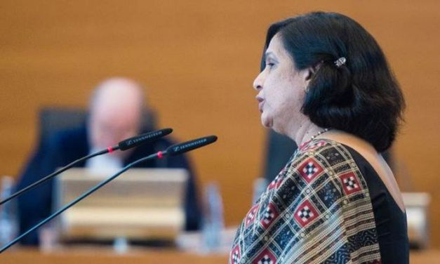 Neeru Chadha, 1st Indian Woman to Become Member of ITLOS