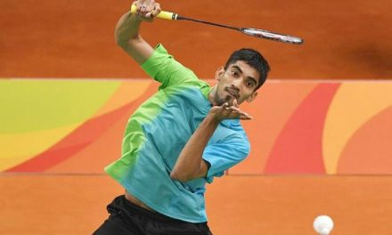 Kidambi Srikanth Stuns World No.1 Son Wan Ho To Enter Indonesia Open Final