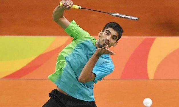 Kidambi Srikanth Stuns World No.1 Son Wan Ho To Enter Indonesia Open Final