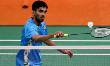 Kidambi Srikanth Reaches Final of Australia Super Series
