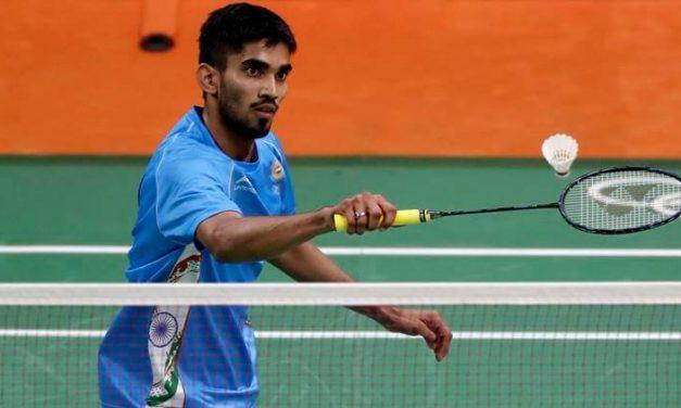 Kidambi Srikanth Reaches Final of Australia Super Series