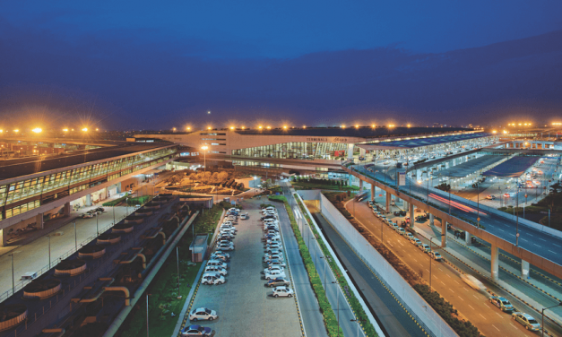 Delhi's Indira Gandhi International Airport Facts
