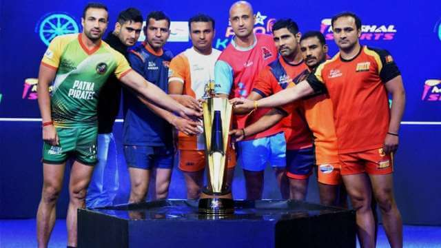 Fifth Edition of the Pro Kabaddi League 2017