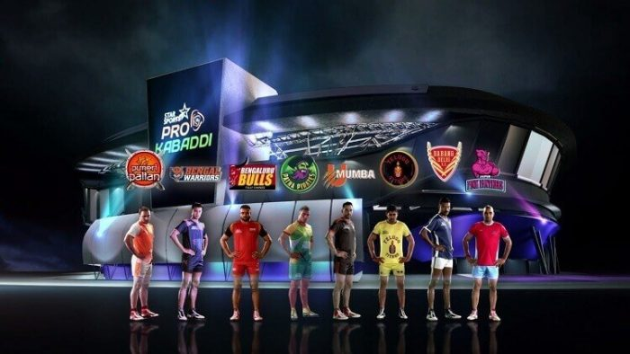 Fifth Edition of the Pro Kabaddi League 2017 Players