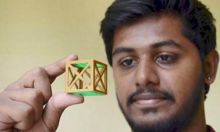 Tirupati Boy Launches Kalam Satellite | Chennai-based Space Kidz India Helped him to design 3.8 cm Cube Satellite