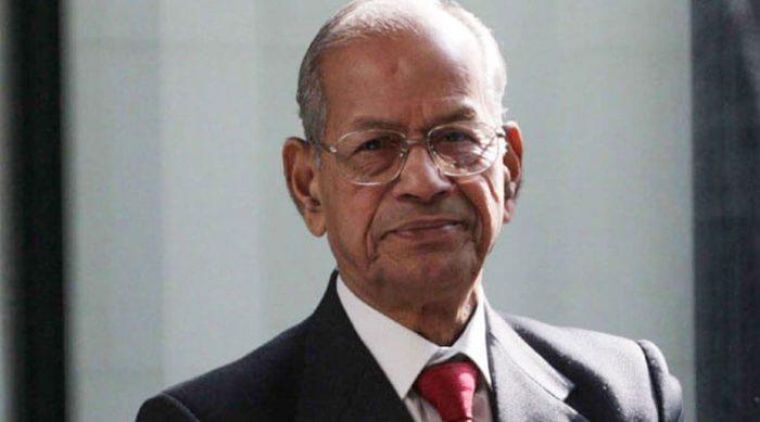 'Metro man' Sreedharan