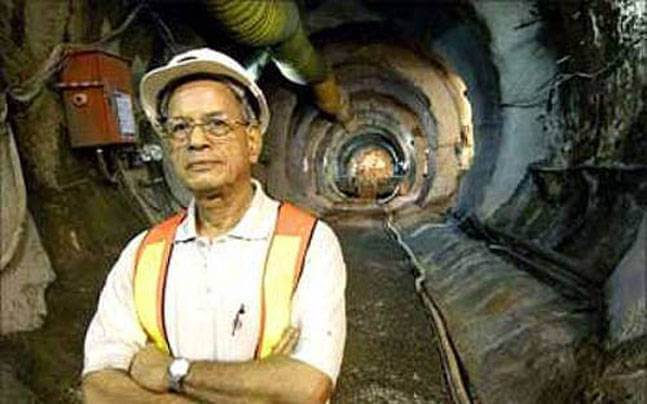Sreedharan's Metro Contracts