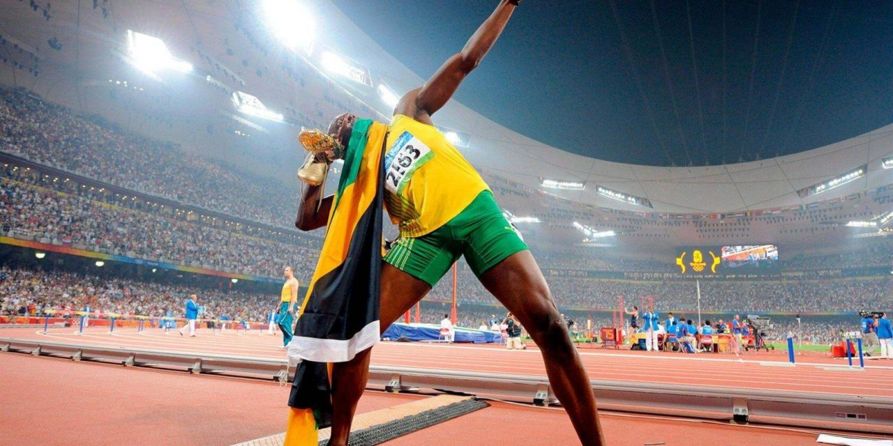 The Great Jamaican Usain Bolt's last solo race | American genuflected to the Jamaican