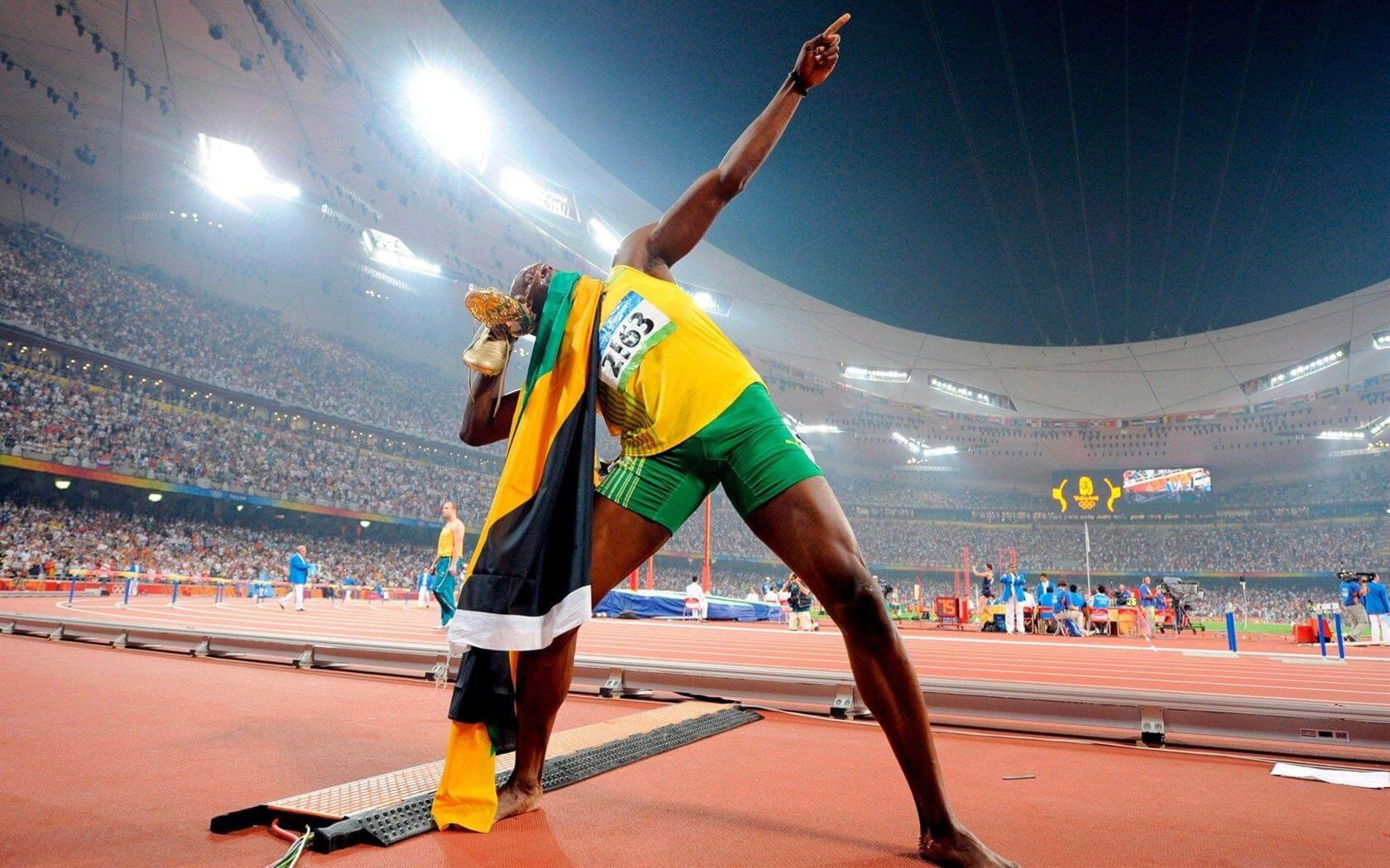 The Great Jamaican Usain Bolt