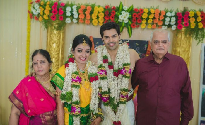 Ganesh Venkatraman Biography