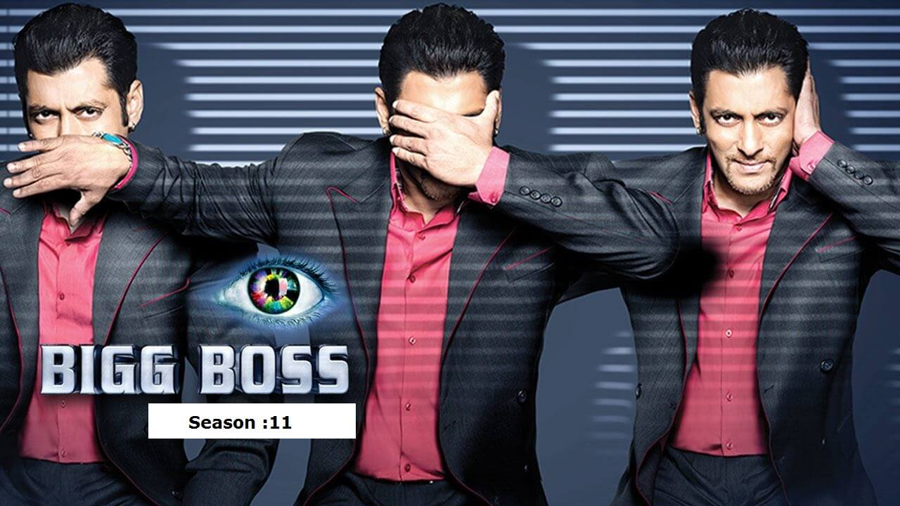 Bigg Boss 11 Contestants