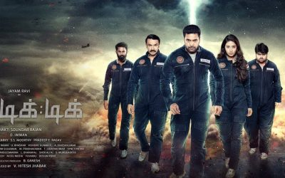 India's First Space Film Tik Tik Tik | Teaser and Review